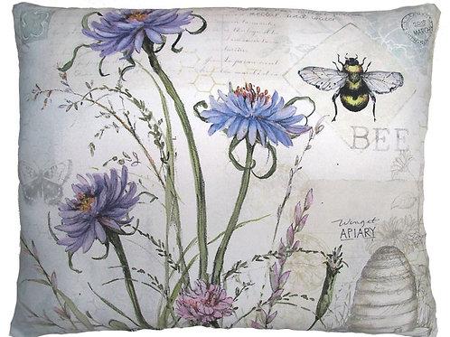 SW204, Botanical Bee, 2 sizes
