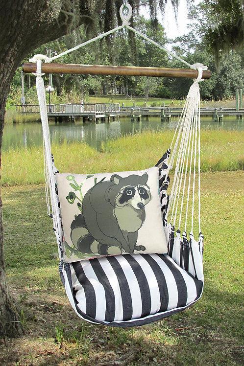 TB Swing Set w/ Raccoon, TBRR611-SP
