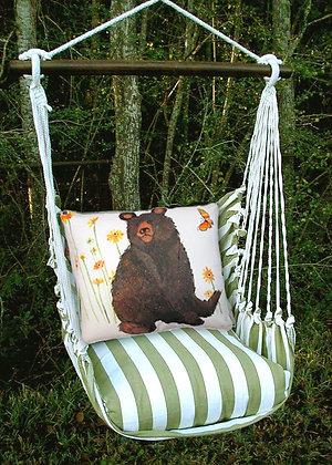 SP Swing Set w/ Bear Pillow, SPRR506-SP