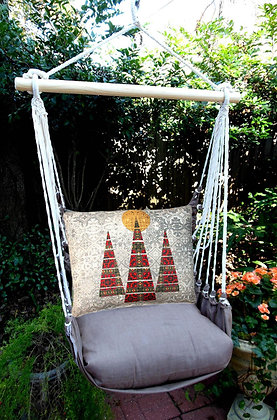 Christmas Trees Swing Set, CHLH506-SP