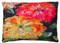 RB Pillow, Flowers, FVFBHP, 19x24