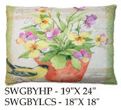Flower Pot, SWGBY, 2 sizes