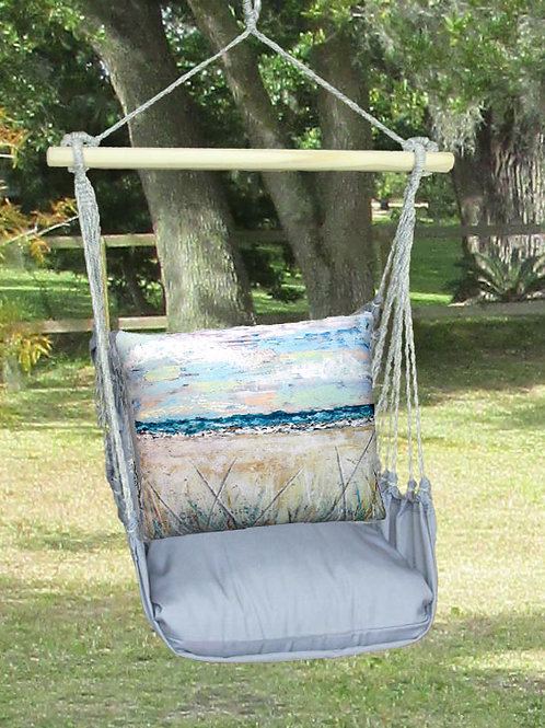 Beach Landscape 2 Swing Set, GRLS202-SP
