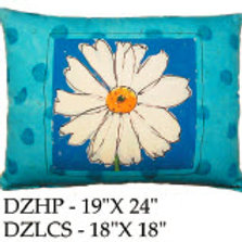 Daisy Pillow, DZ, 2 sizes