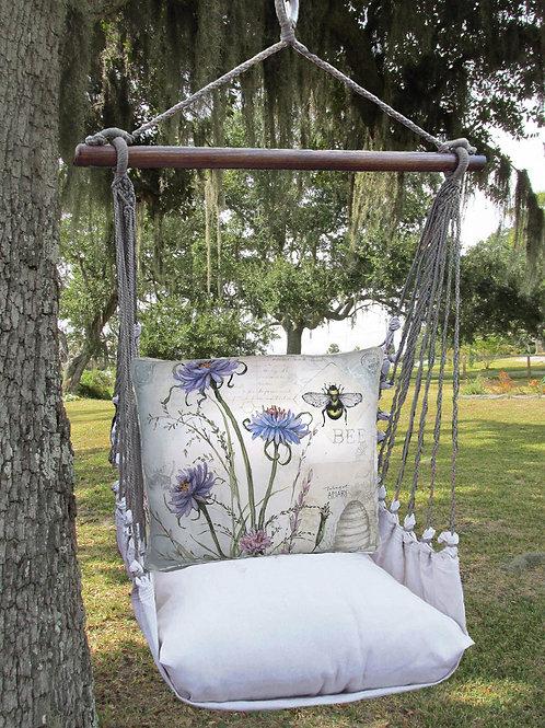 Botanical Bee Swing Set, LTSW204-SP