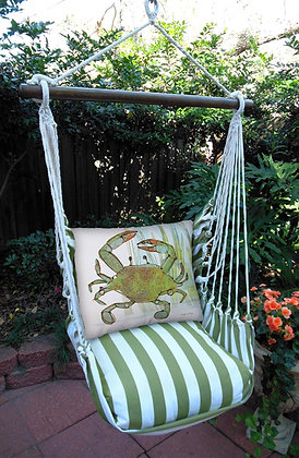SP Swing Set w/ Crab Pillow, SPRRCIM-SP