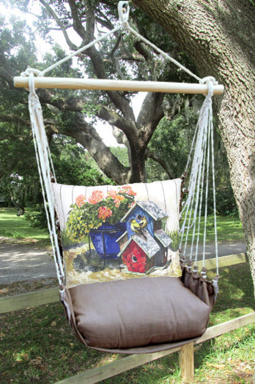Birdhouses Swing Set, CHTC902-SP