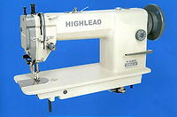 Highlead Sewing Machine GC0318