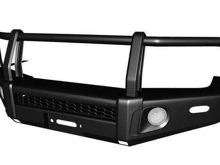 Why Do You Need a Bull Bar for Your 4WD?
