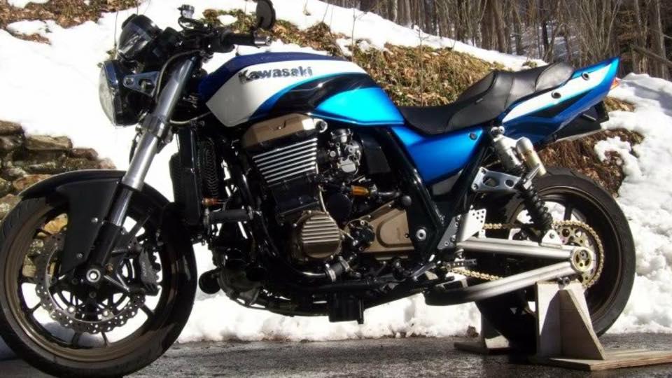 Turbo Kawasaki ZRX1200r