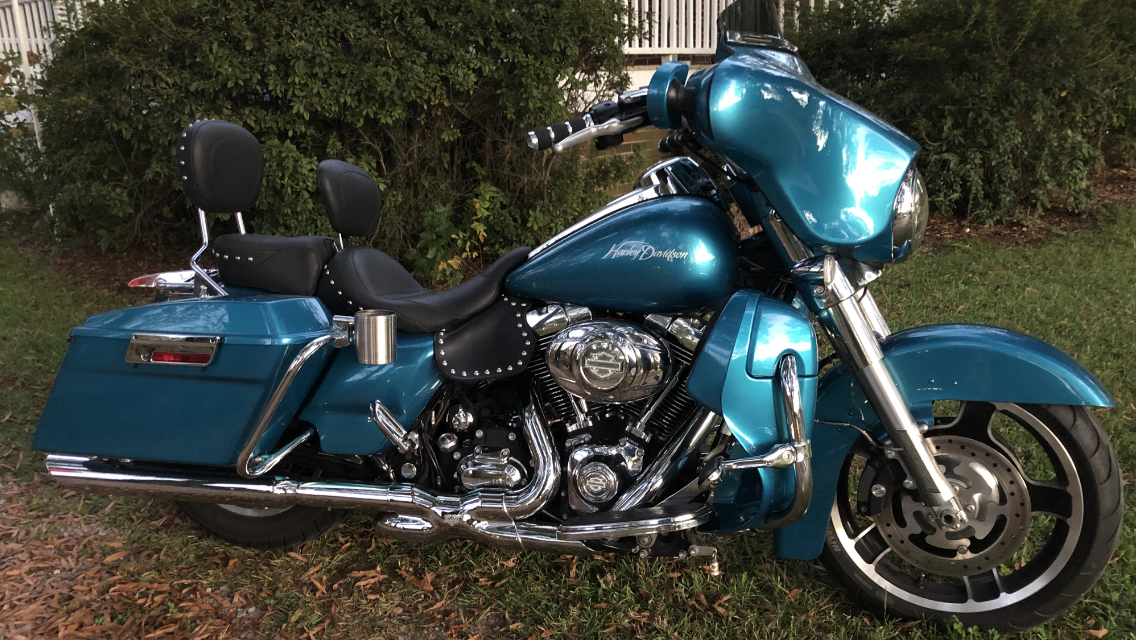 2010 Harley Davidson Streetglide