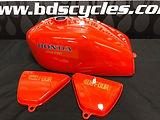 1975 Honda CB400 SS