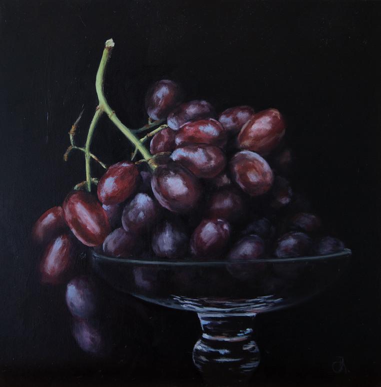 """""""Grapes Still-Life"""""""
