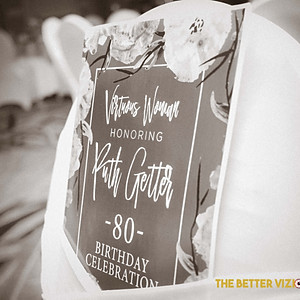 Ruth Getter's 80th Birthday Celebration
