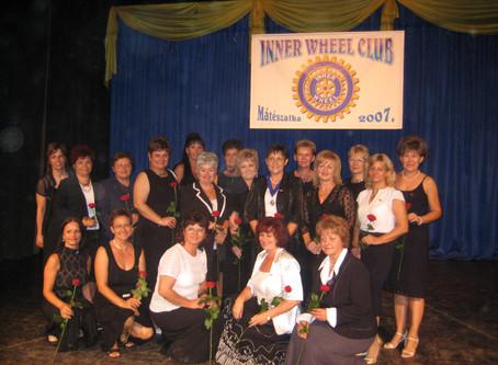 Mátészalkai Klub alapítása