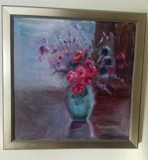 "Debbie Vail ""Summer Bouquet"""