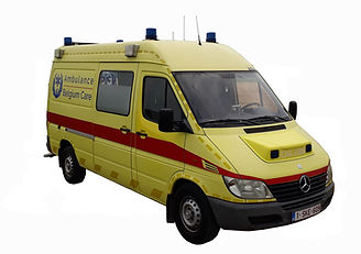 Ambulance Belgium Care Ambulance