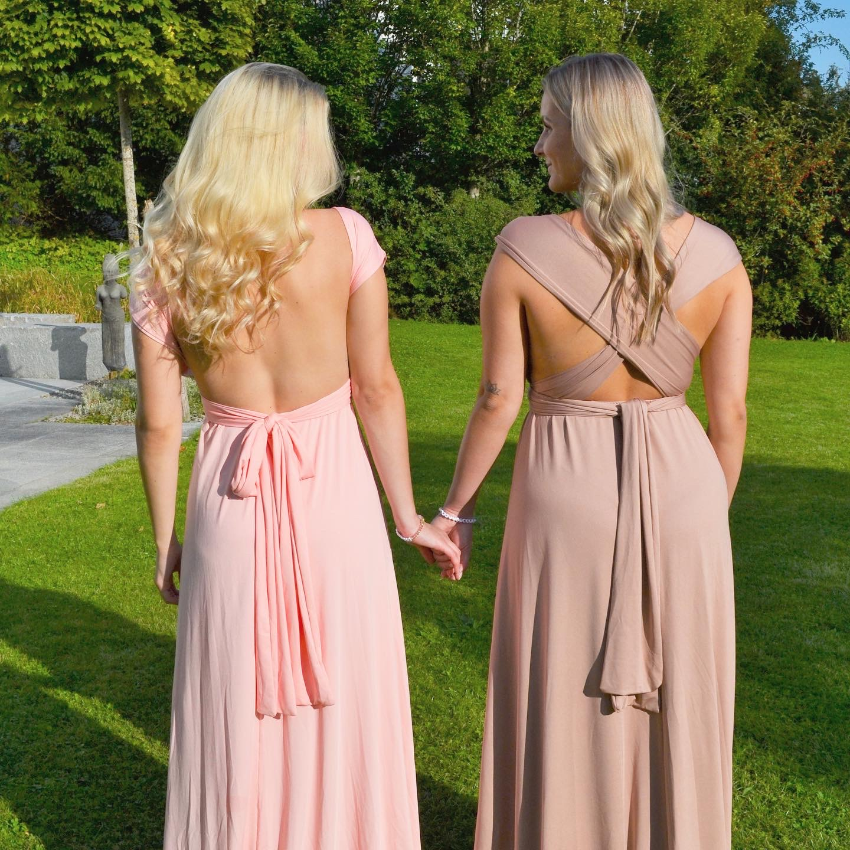 Multi Wrap Dress