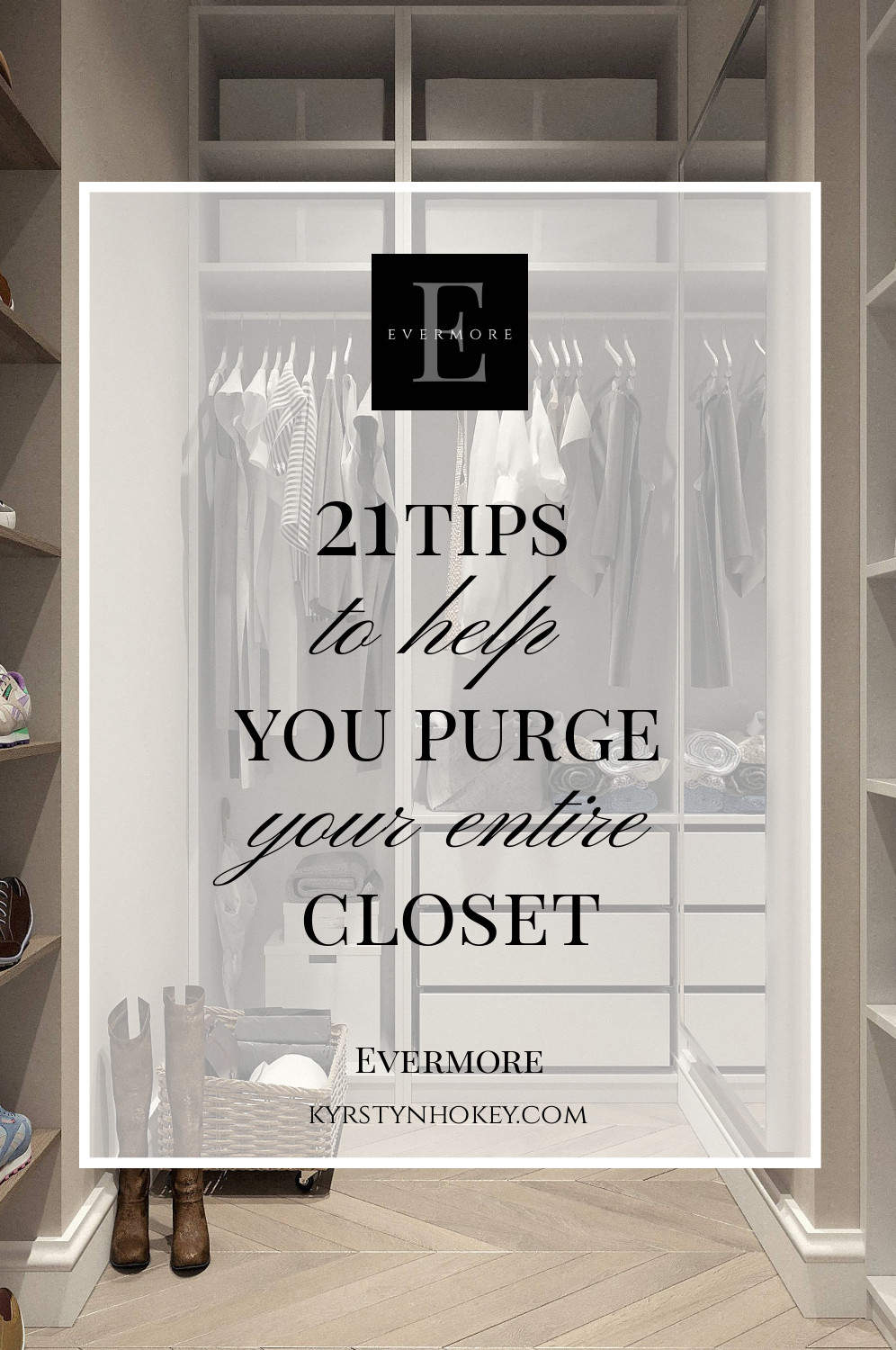 tips to help you clean out your closet, clean out your closet, closet clear out, closet purge, clothing purge, tips to help you purge your closet, clean our your closet