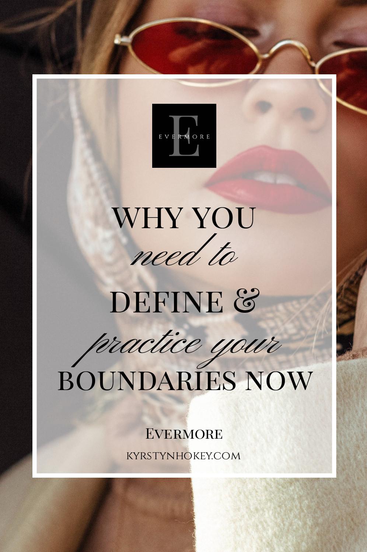 how to assert boundaries, how to practice boundaries, set boundaries, what boundaries look like
