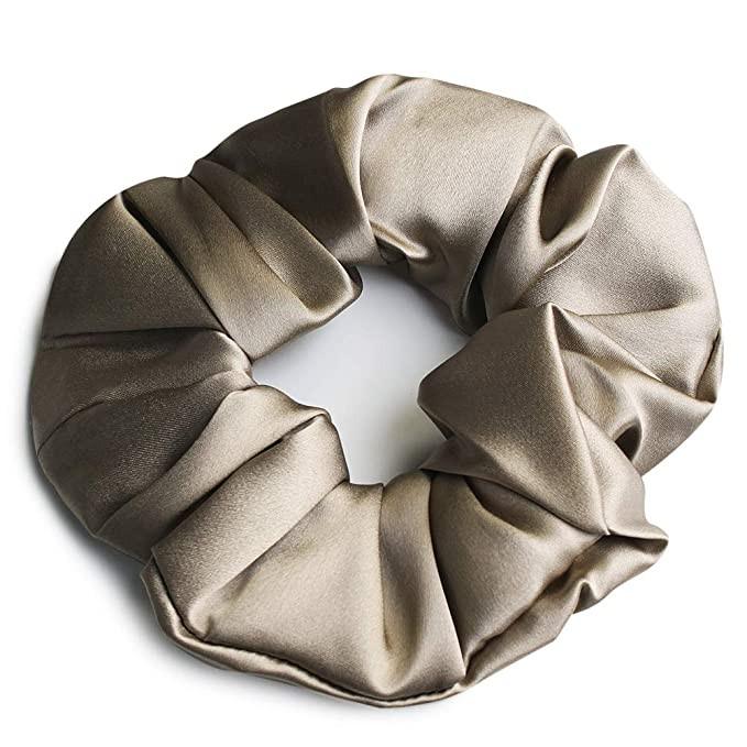 women scrunchie, women silk scrunchie, silk scrunchie