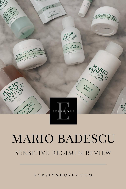 Mario Badescu Review