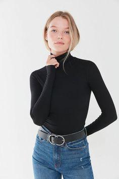 black turtleneck top, turtleneck top, turtleneck, Long sleeve turtleneck, black long sleeve turtleneck, black long sleeve top