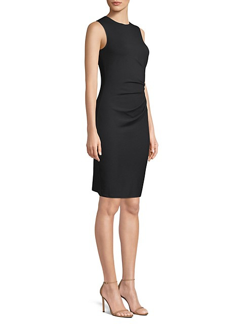 black dress, little black dress, elegant black dress, black midi dress, black mini dress, sleeveless black dress, flattering black dress, black sheath dress, black