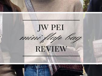 JW PEI Mini Flap Bag Review