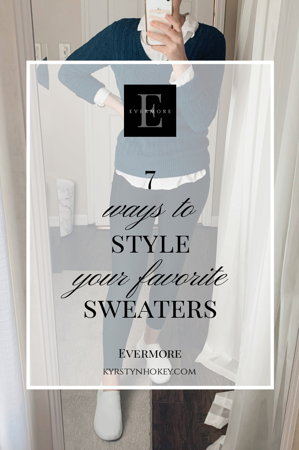 7 ways to style your sweaters, sweater style, sweater, sweaters, winter sweaters, sweater oufit, cute sweater outfit