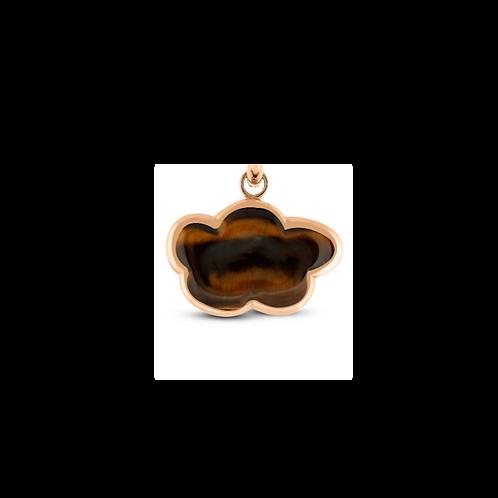 Tiger Eye Cloud Charm by Padme Designs