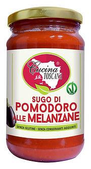 Sugo di Pomodoro alle Melanzane 300g