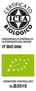 Certificato Biologico ICEA