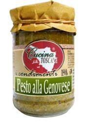 Pesto alla Genovese 190g.