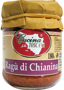 Ragù di Chianina 180g.