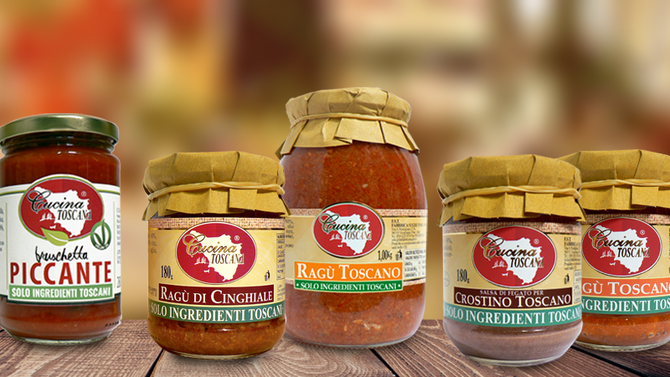 SIT Solo ingredienti Toscani
