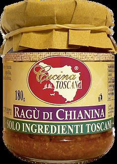 Ragù di Chianina SIT 180g.
