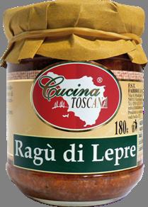 Ragù di Lepre180g.