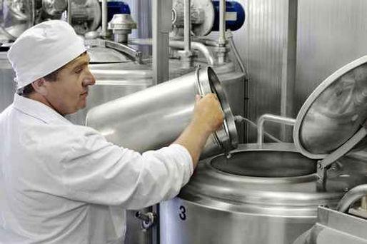 Reparto Produzione FST per sughi pronti, salse, patè spalmabili, prodotti vegani e biologici,
