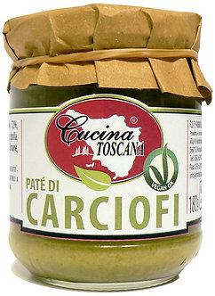 Patè di Carciofi 180g.