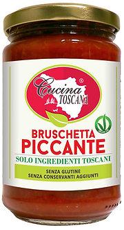 Bruschetta Piccante SIT 280g.