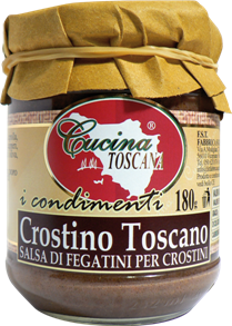 Crostino Toscano 180g.