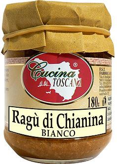Ragù di Chianina in Bianco 180g.