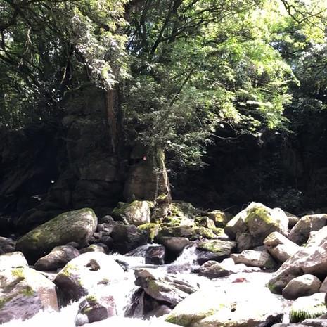 南小国 夫婦滝