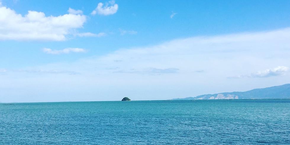 シーカヤックで瀬戸内海に漕ぎ出そう