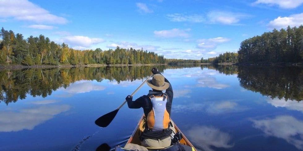 Boundary Waters Trip