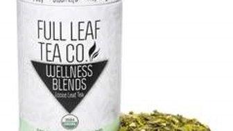 Organic BRAIN HEALTH Tea from THE FULL LEAF TEA CO.