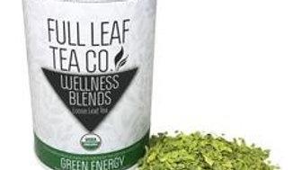 Organic GREEN ENERGY Tea from THE FULL LEAF TEA CO.