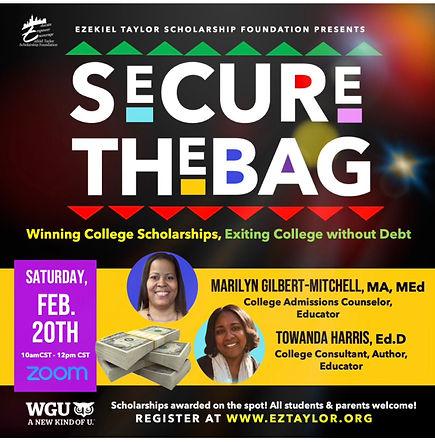 EZTaylor Secure the bag flyer.jpg