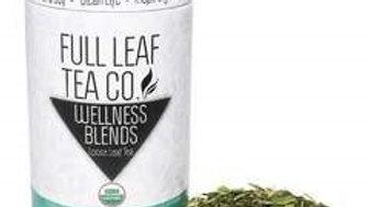 Healthy Colon tea tin from the Full Leaf tea Company